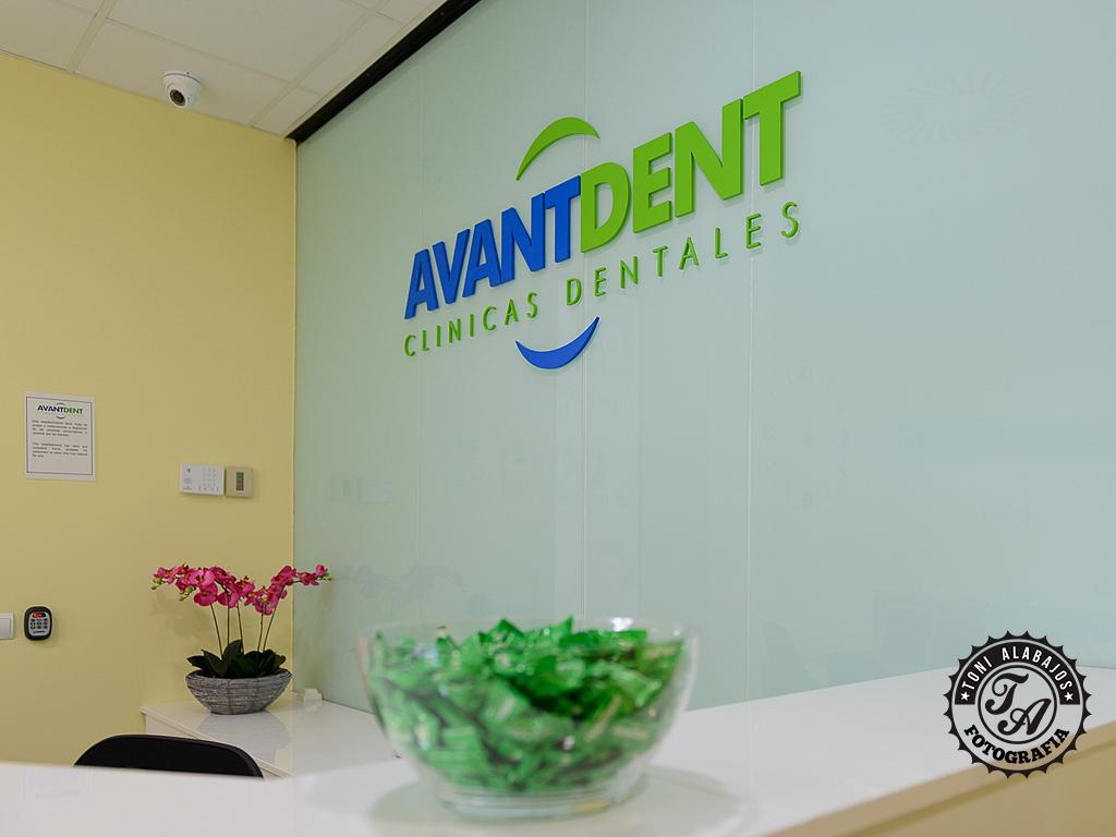 Fotografía Comercial en Valencia Clinica Avandent 14