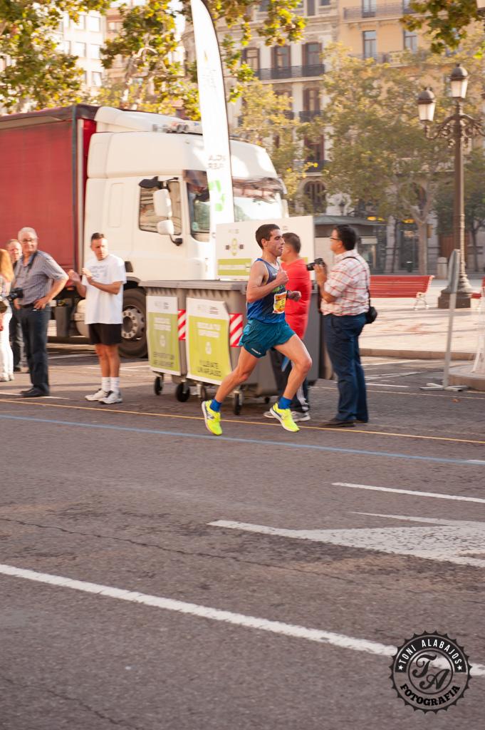 XXV Media Maraton Valencia 75