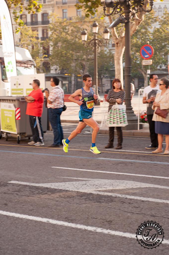 XXV Media Maraton Valencia 76