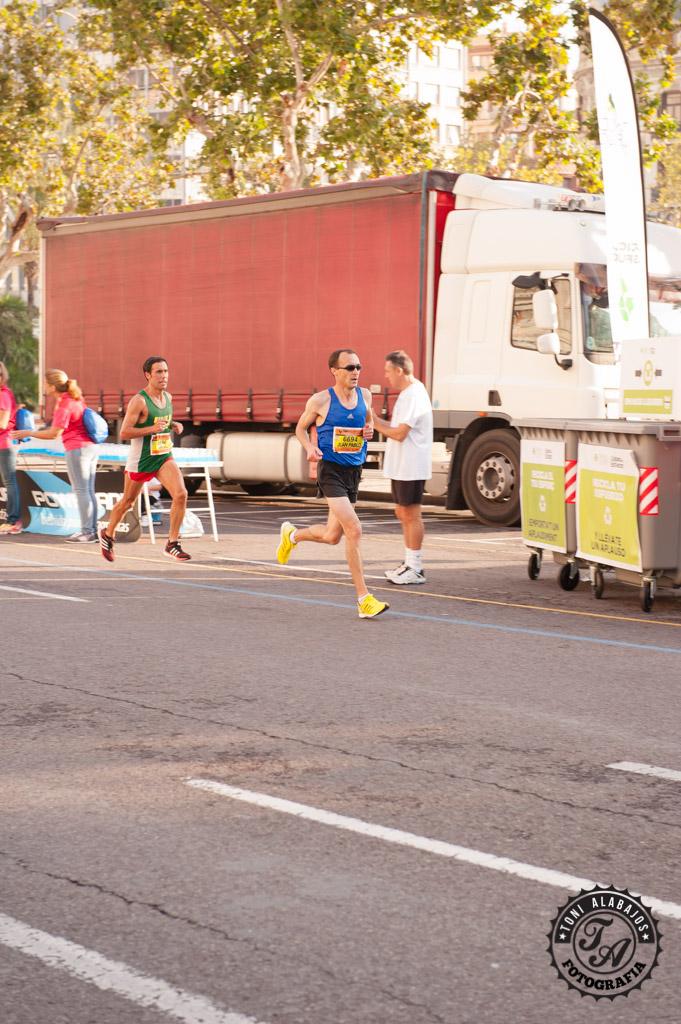 XXV Media Maraton Valencia 83