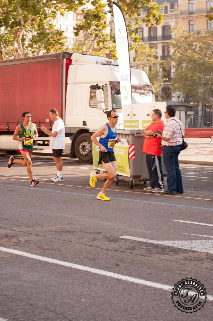 XXV Media Maraton Valencia 84