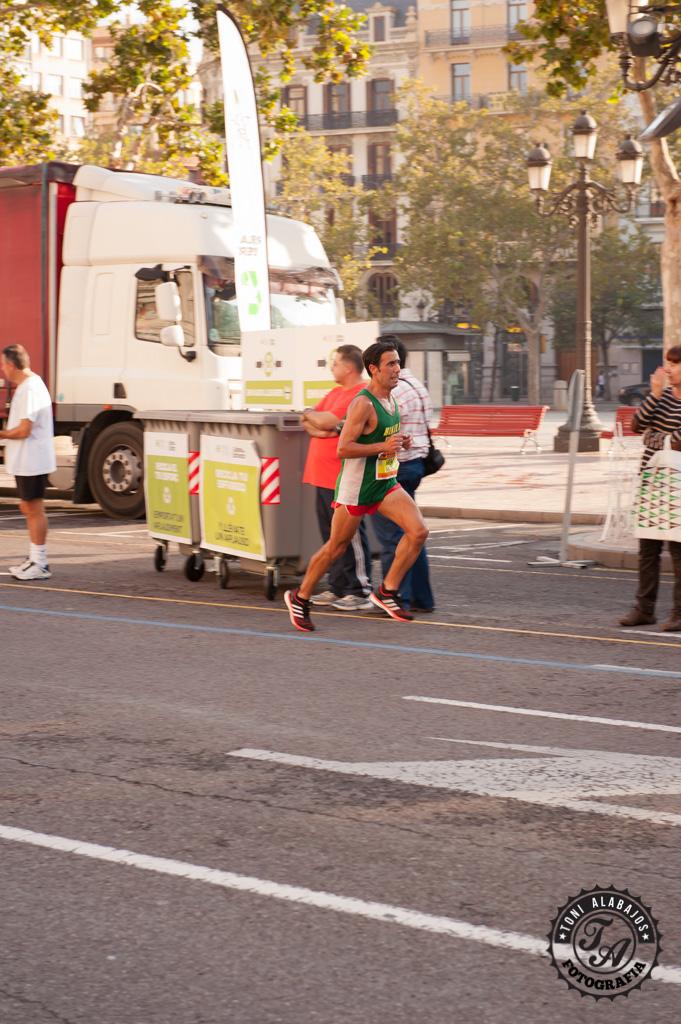XXV Media Maraton Valencia 85