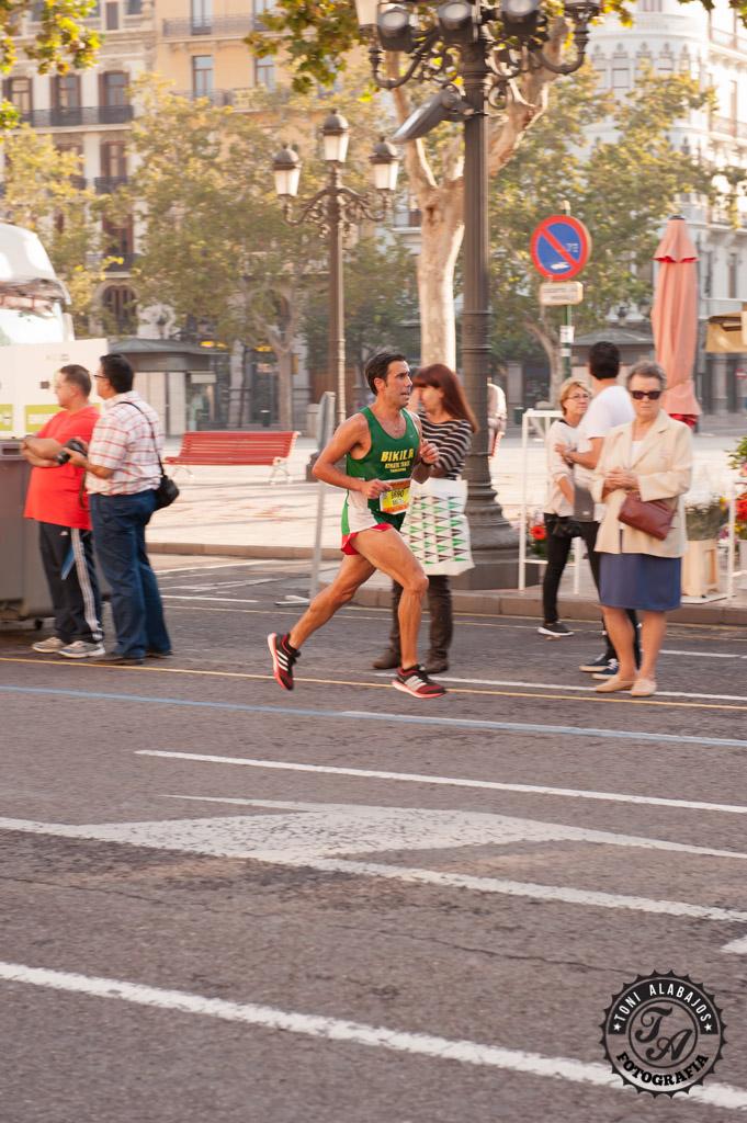 XXV Media Maraton Valencia 86