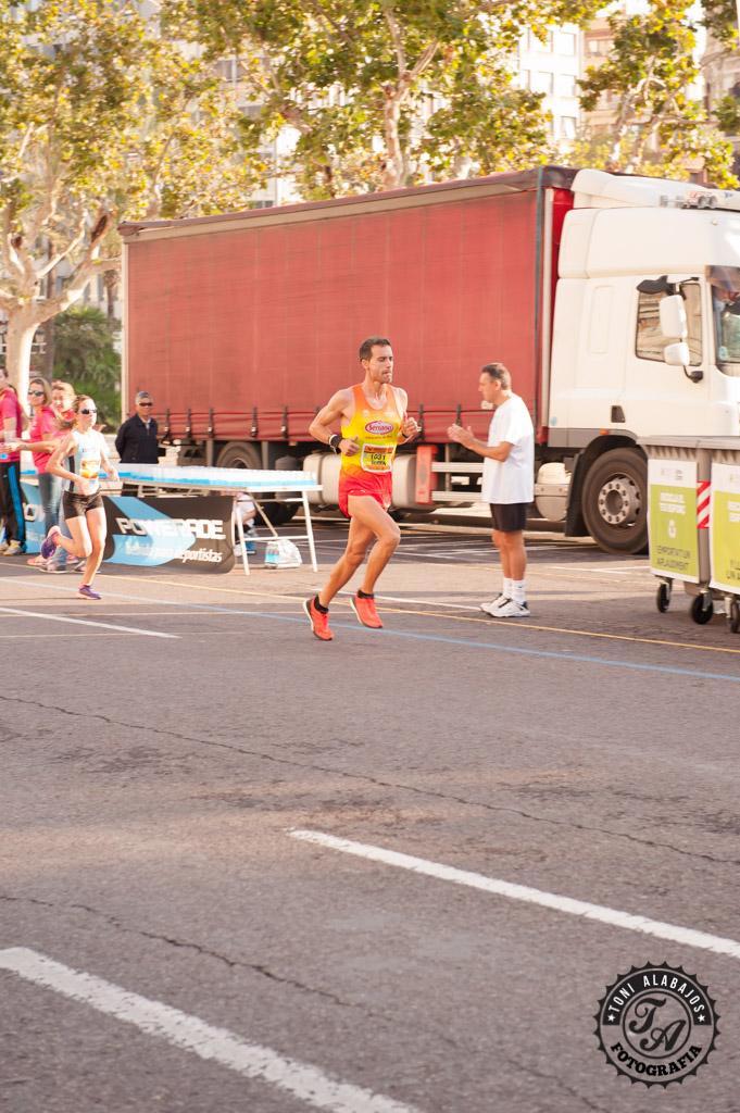 XXV Media Maraton Valencia 88