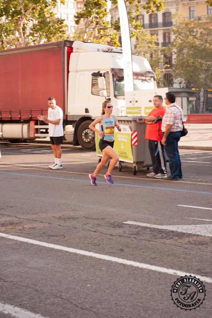 XXV Media Maraton Valencia 90