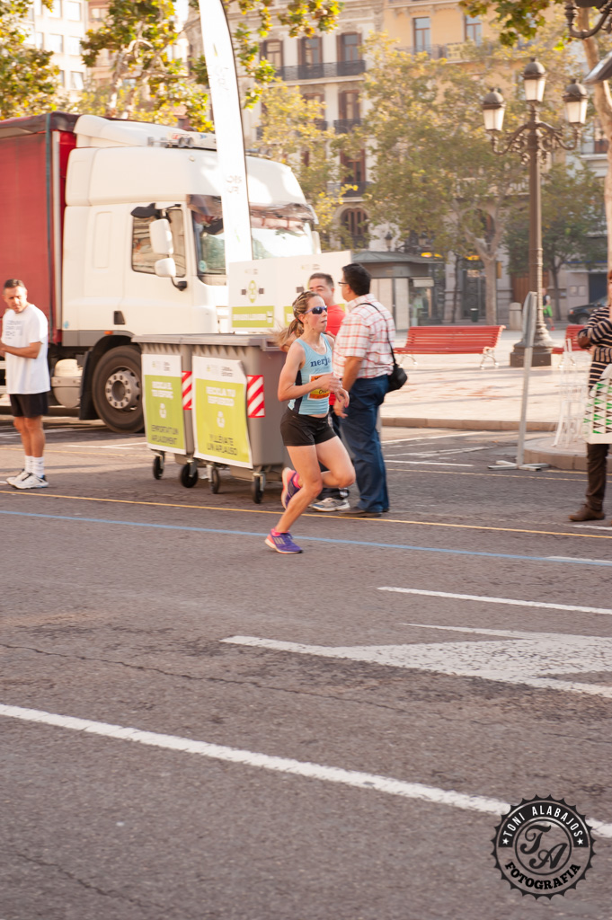 XXV Media Maraton Valencia 91