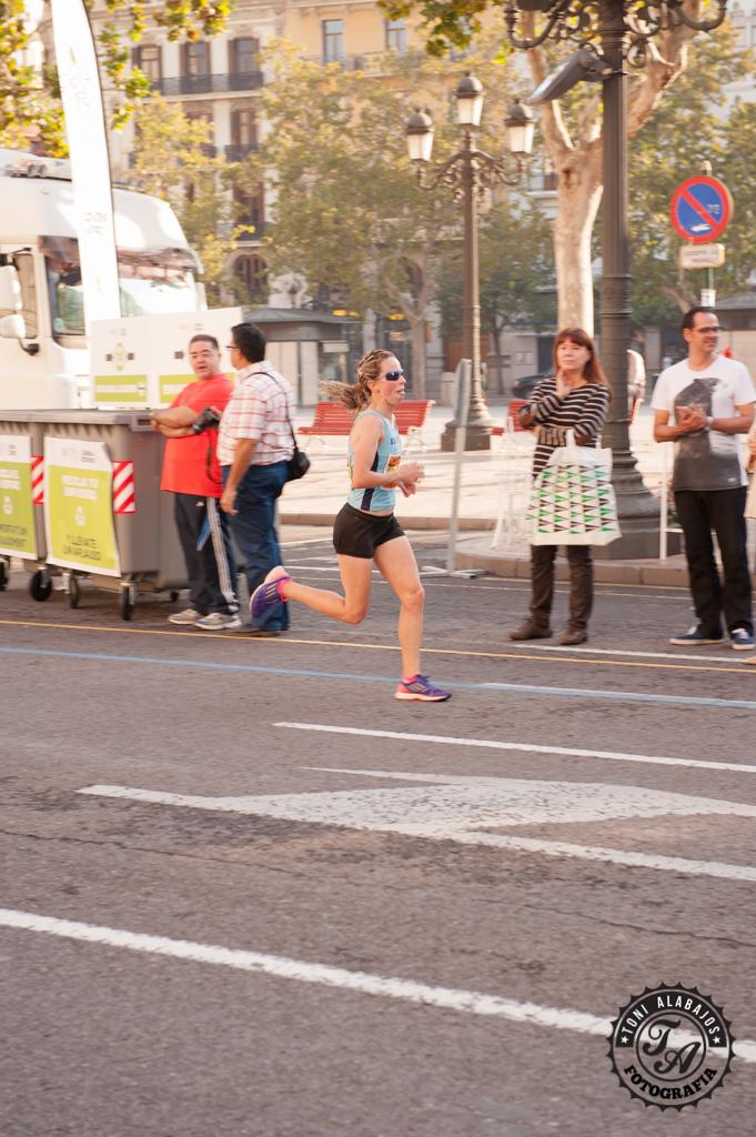 XXV Media Maraton Valencia 92