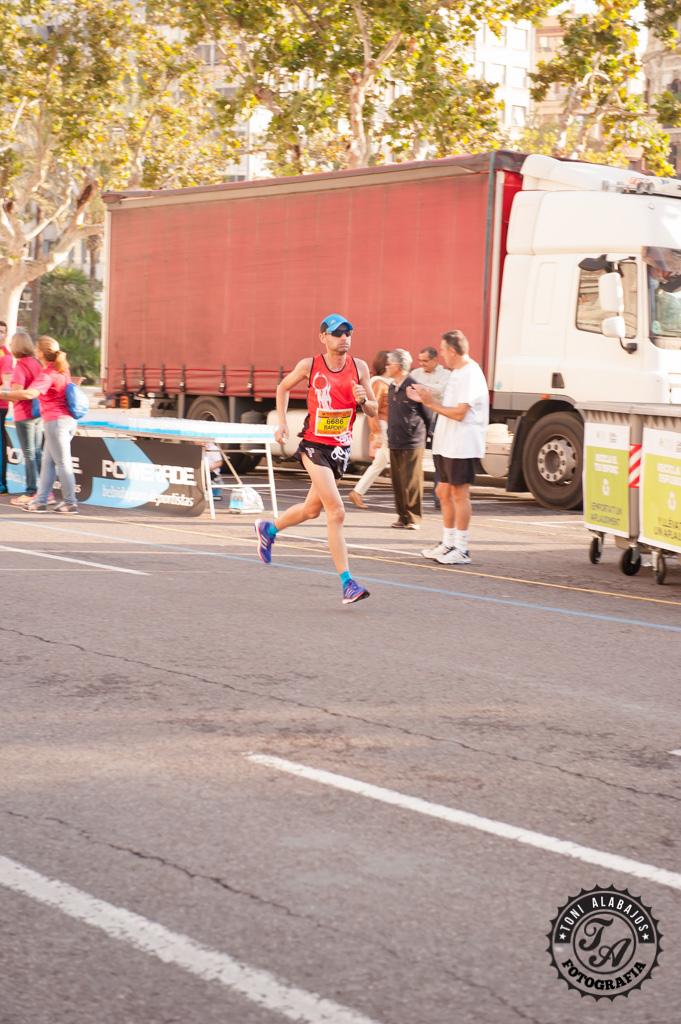 XXV Media Maraton Valencia 94