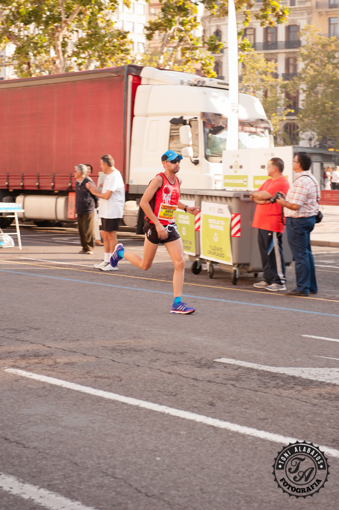 XXV Media Maraton Valencia 95