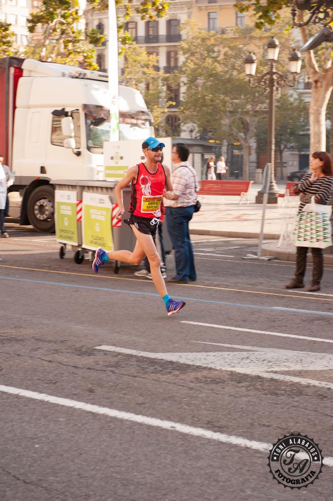 XXV Media Maraton Valencia 96