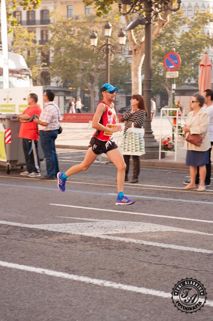 XXV Media Maraton Valencia 97