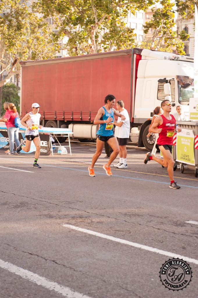 XXV Media Maraton Valencia 98