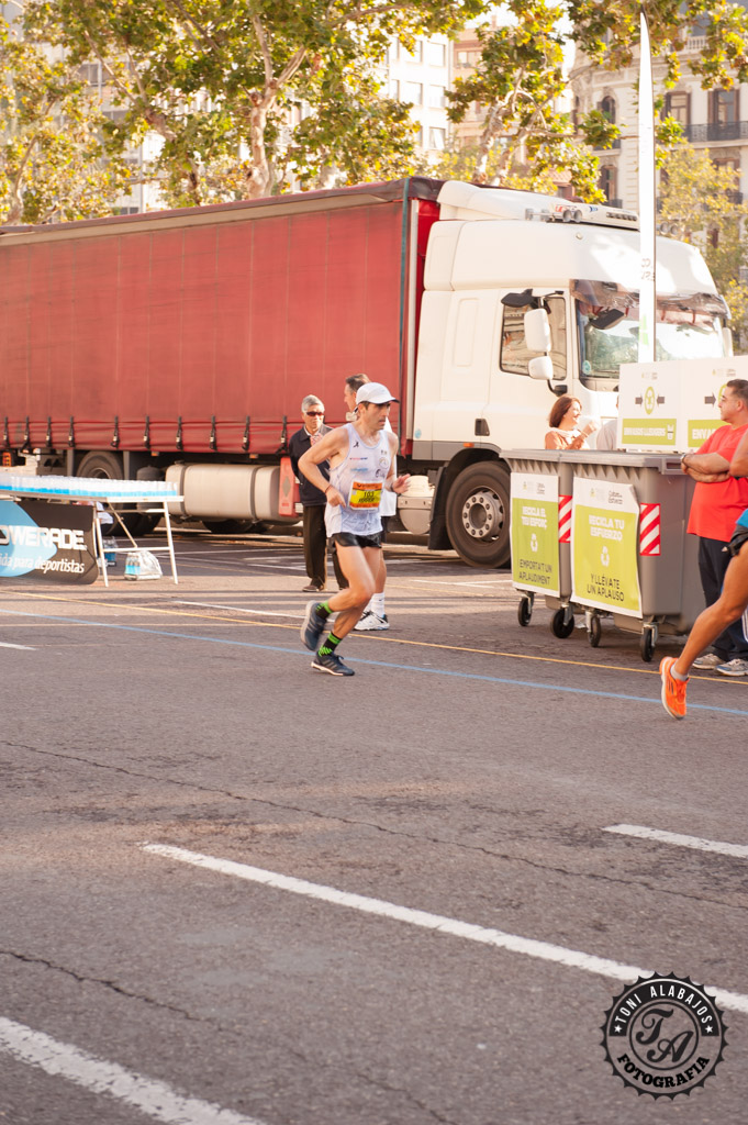 XXV Media Maraton Valencia 99