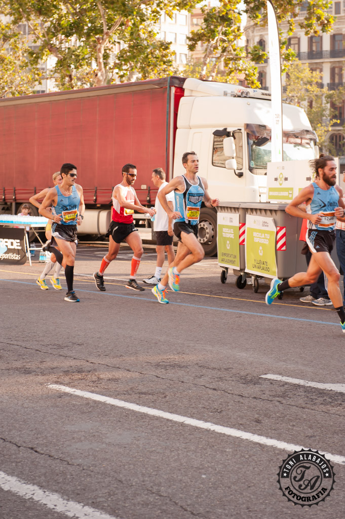XXV Media Maraton Valencia 100