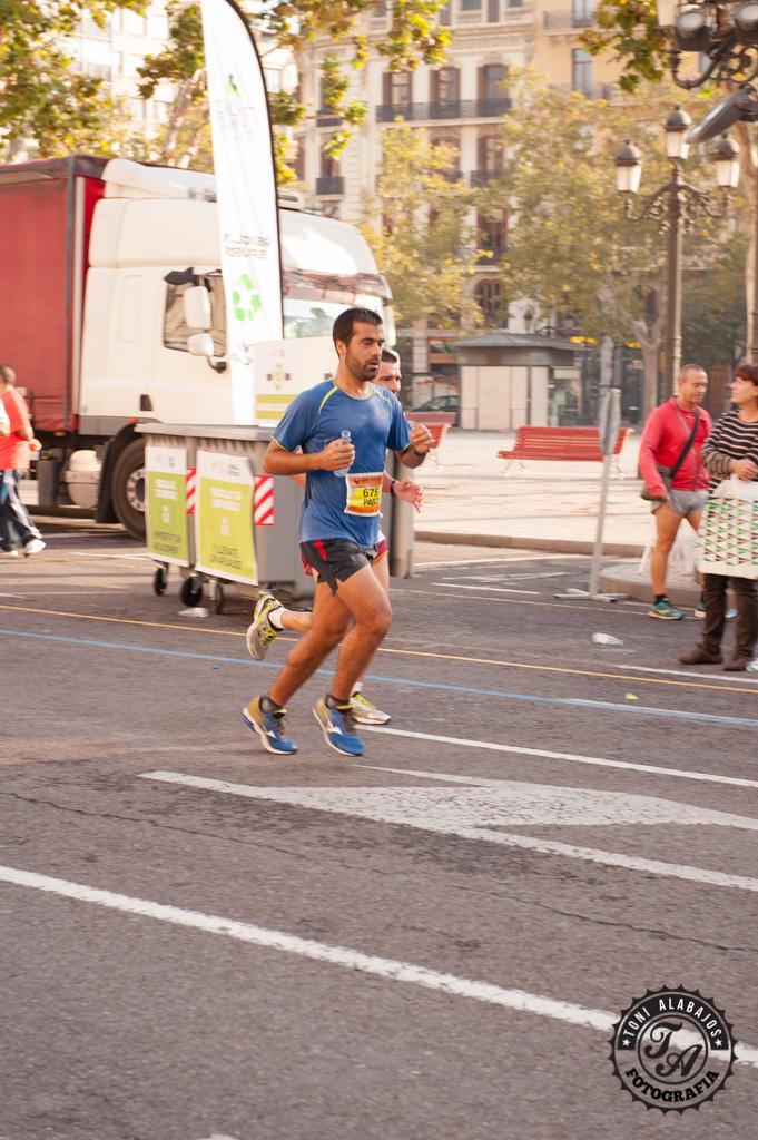 XXV Media Maraton Valencia 140