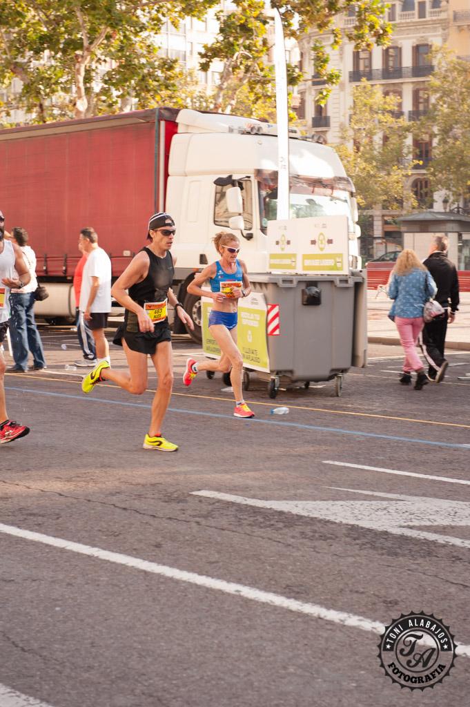 XXV Media Maraton Valencia 143
