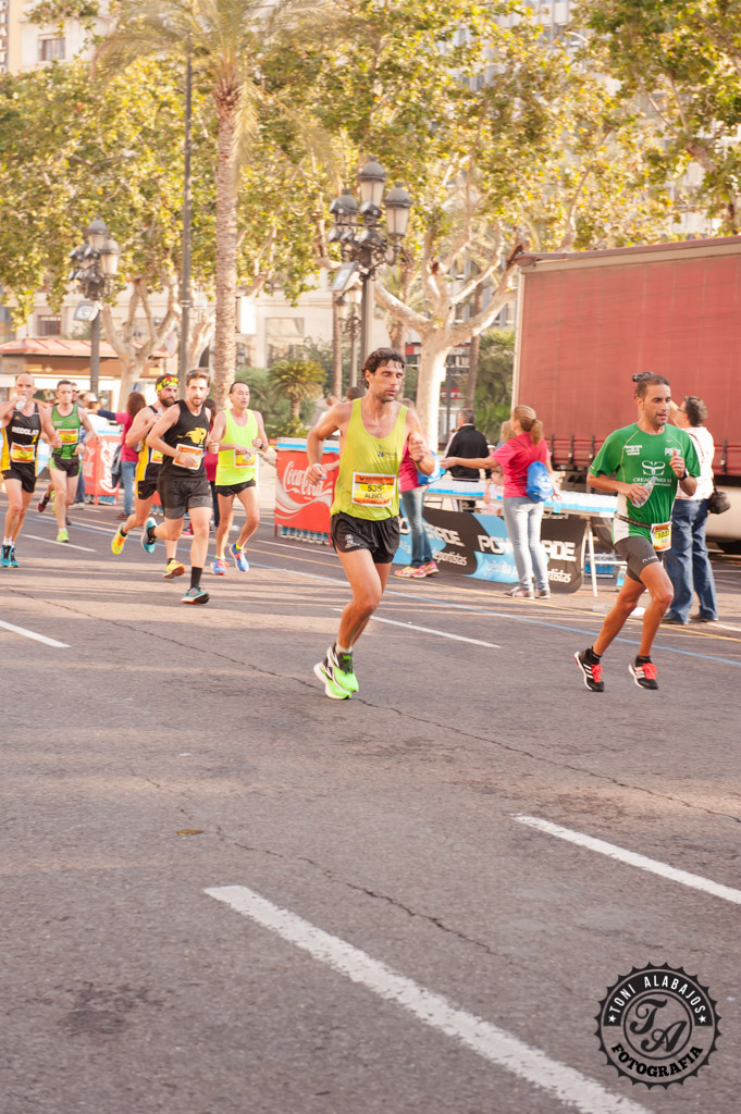 XXV Media Maraton Valencia 150