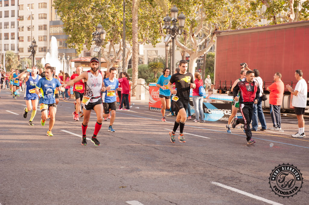 XXV Media Maraton Valencia 179