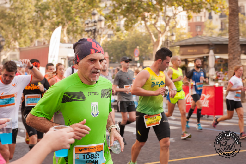 XXV Media Maraton Valencia 208