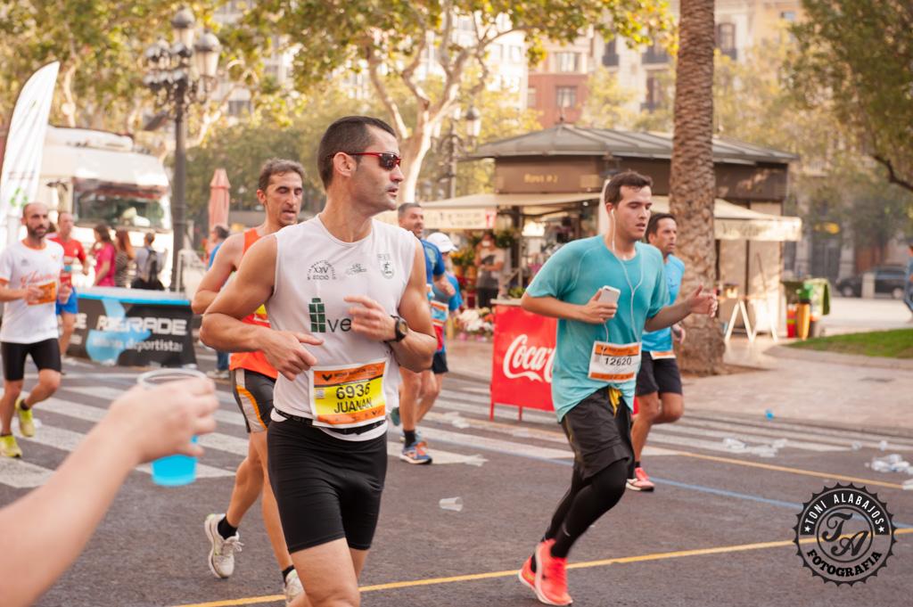 XXV Media Maraton Valencia 212