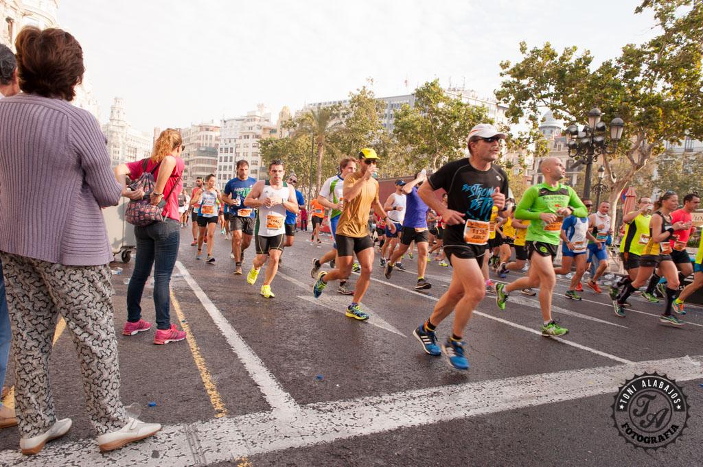 XXV Media Maraton Valencia 250