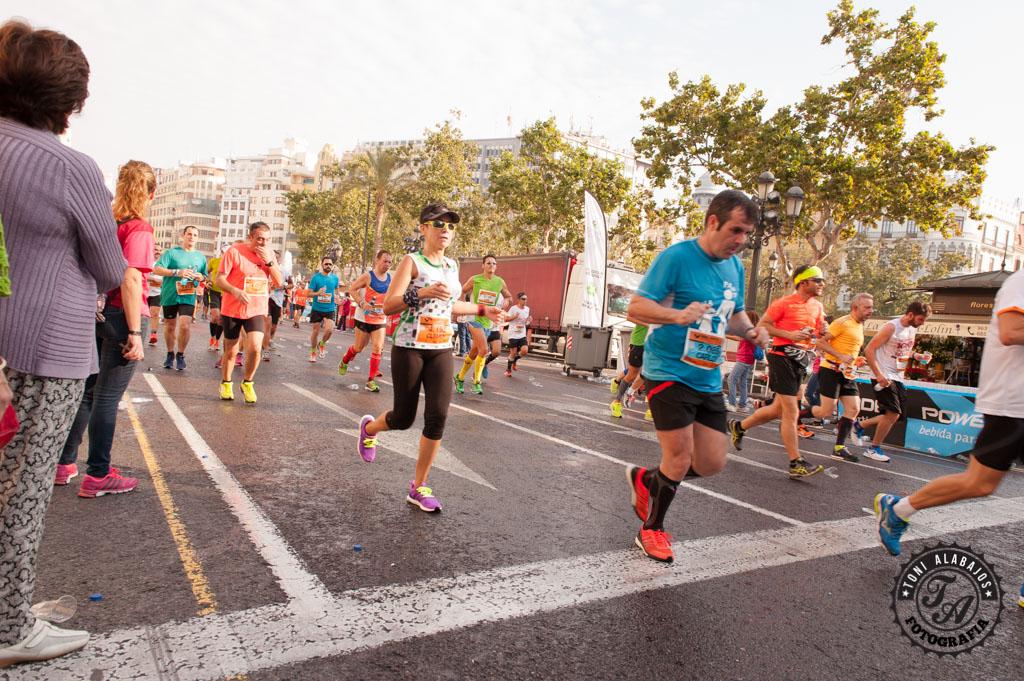 XXV Media Maraton Valencia 300