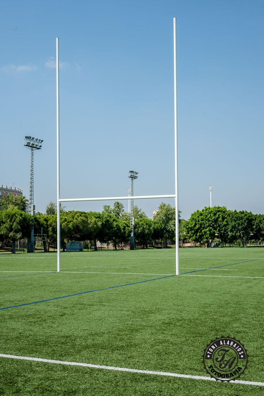 Fotografía en Valencia campo de Rugby cauce del Turia 13