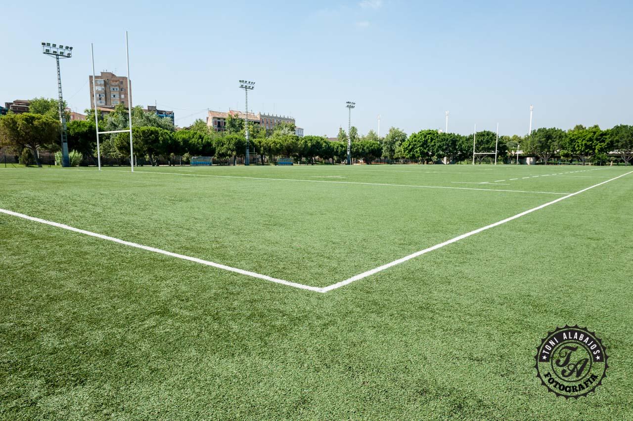 Fotografía en Valencia campo de Rugby cauce del Turia 12