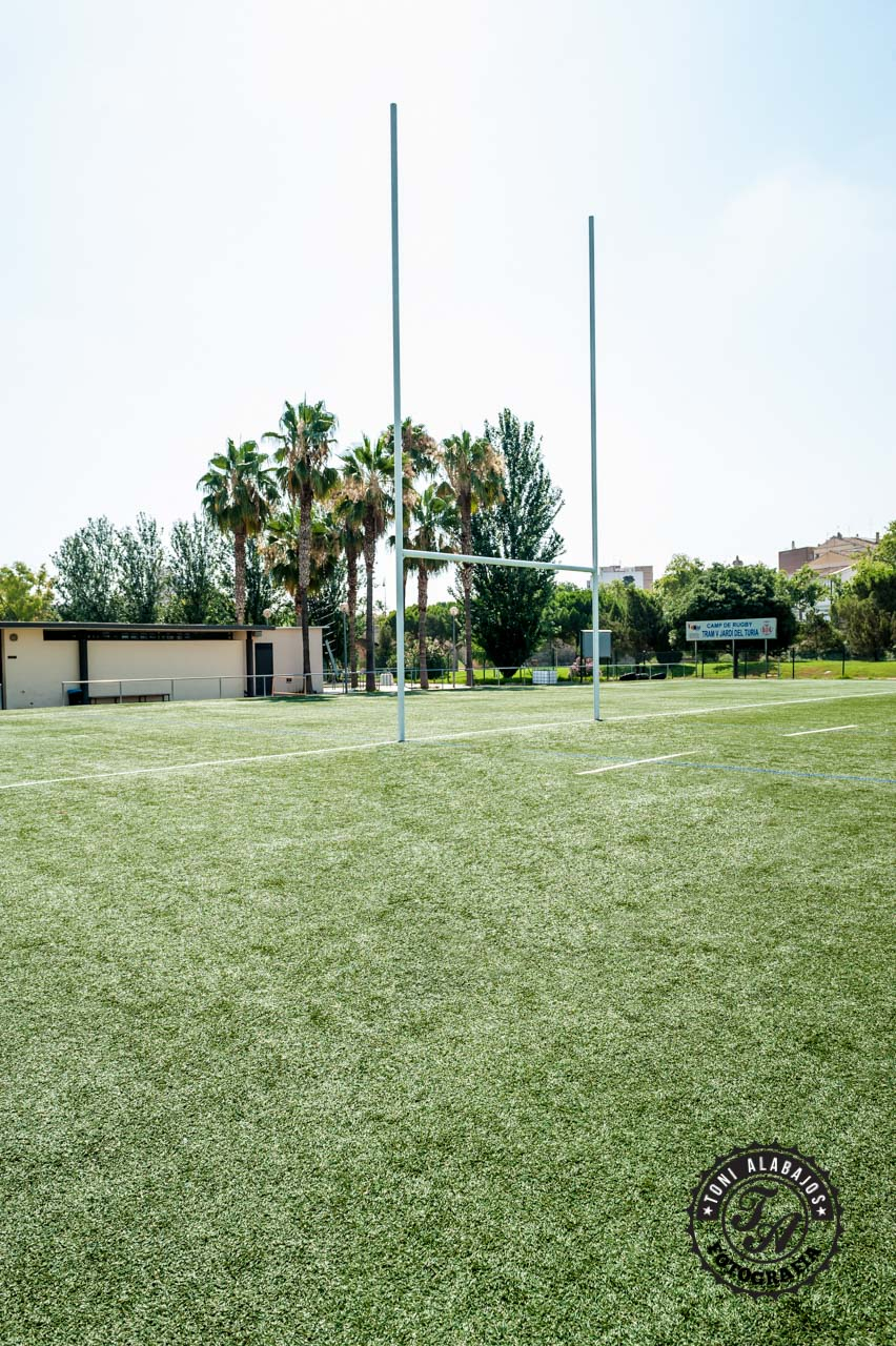 Fotografía en Valencia campo de Rugby cauce del Turia 11
