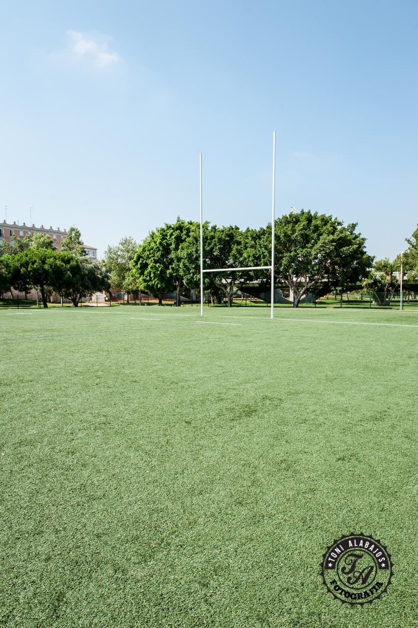 Fotografía en Valencia campo de Rugby cauce del Turia 8