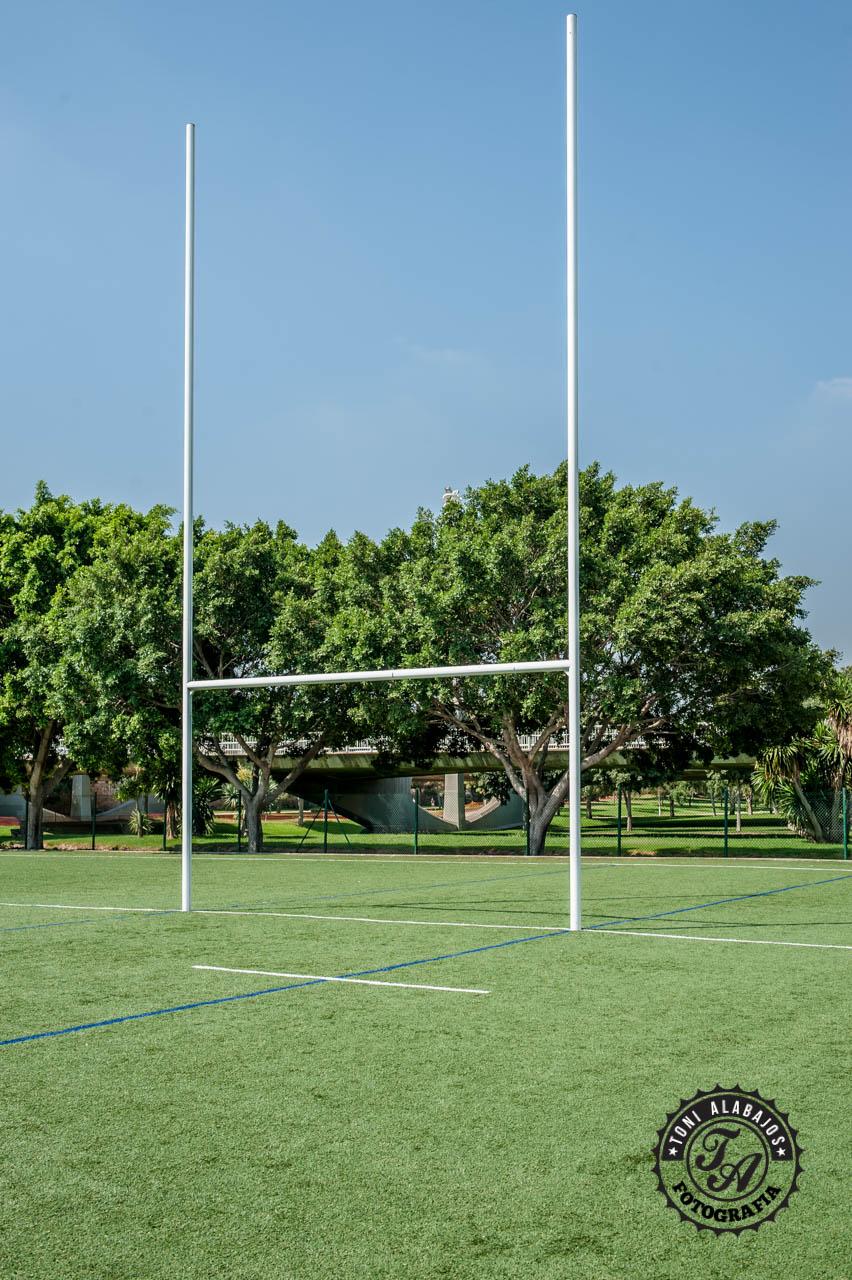 Fotografía en Valencia campo de Rugby cauce del Turia 7