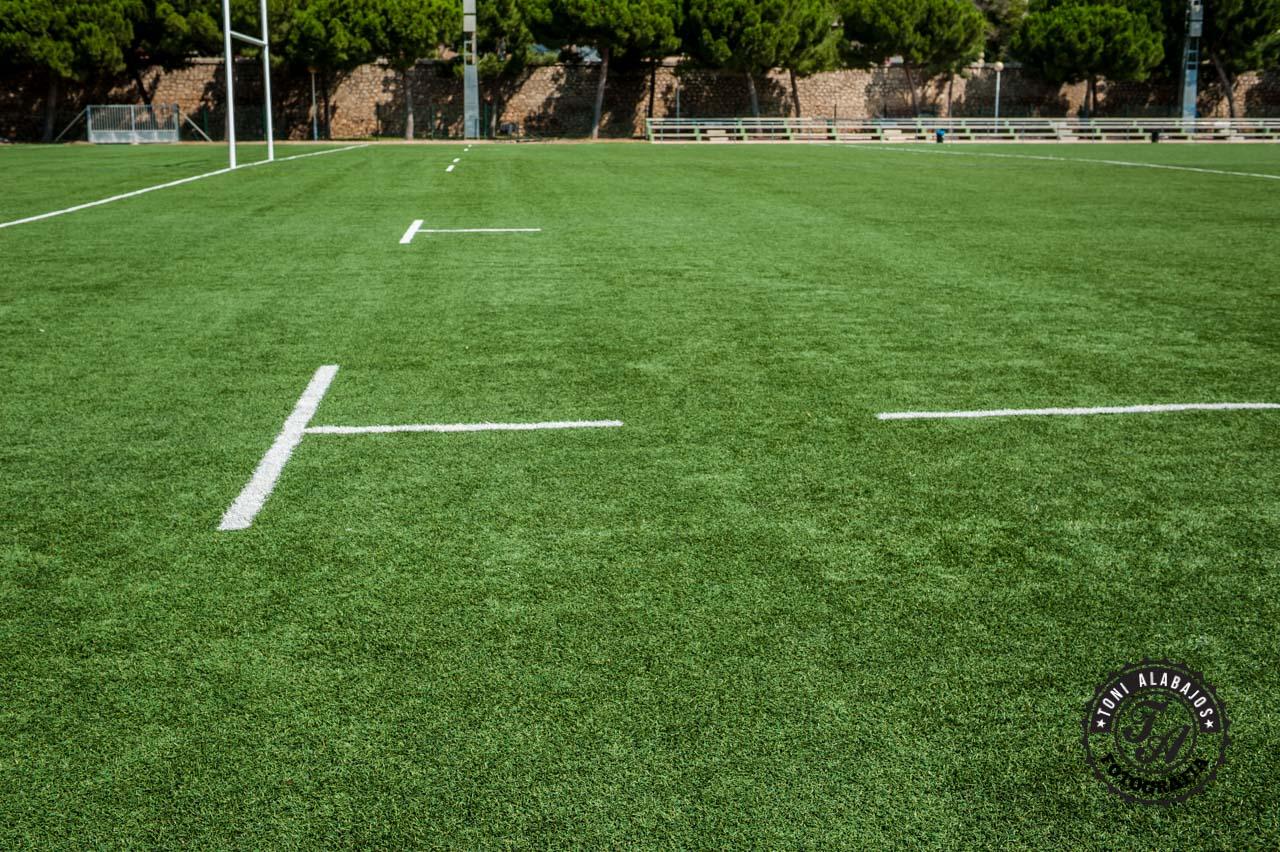 Fotografía en Valencia campo de Rugby cauce del Turia 5