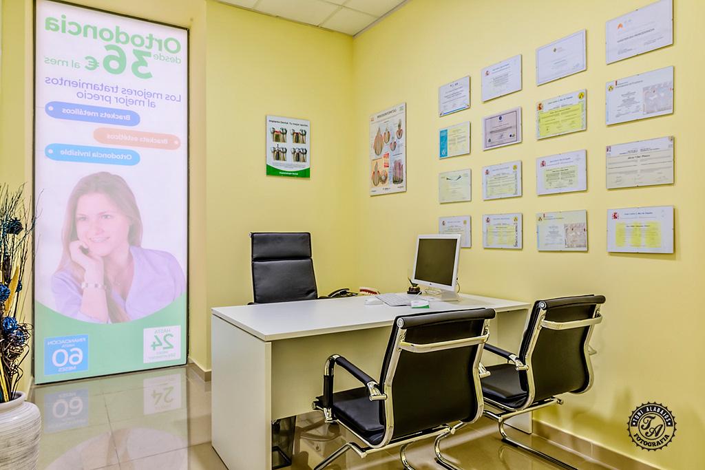 Fotografía Comercial en Valencia Clinica Avandent 3