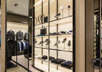 Fotografía de comercio en Valencia tienda Hugo Boss 8