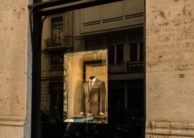 Fotografía de comercio en Valencia tienda Hugo Boss 26