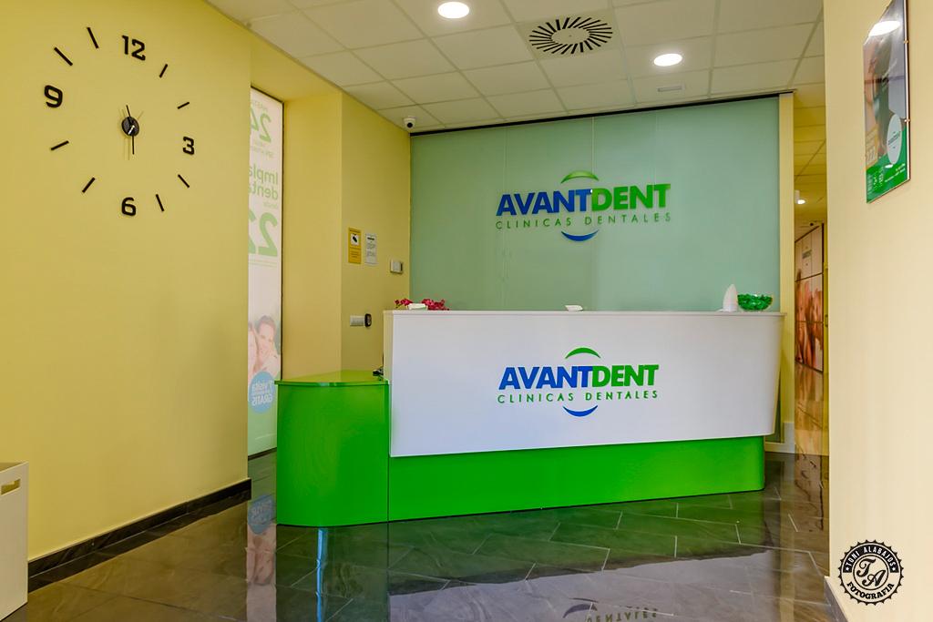 Fotografía Comercial en Valencia Clinica Avandent 1