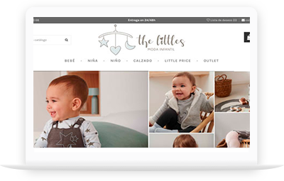 diseño web tienda online prestashop